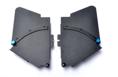 redrockmicro - microMatteBox Side Wings - 1 pair