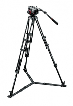 Manfrotto 504HD 546GBK Stativ