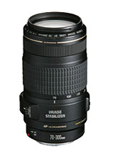 Canon Tele-Zoom-Objektiv EF 70-300mm/1:4-5,6 IS USM