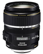 Canon Standard-Zoom EF-S 17-85mm 1:4-5,6 IS USM