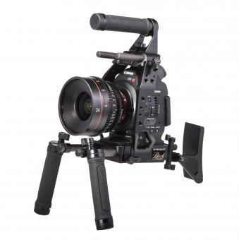 redrockmicro - ultraCage Black theEvent Bundle for the Canon C100
