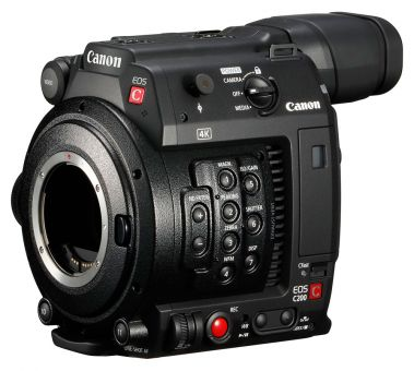 Canon Cinema EOS C200 (body) 128GB Cfast-Karte