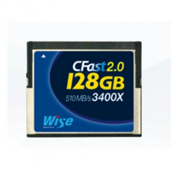 WISE CFast 2.0 128 GB 515 MB/s