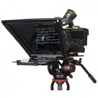 DATAVIDEO TP-650 SET Apple iPad™ /Tablet Teleprompter inkl. Koffer