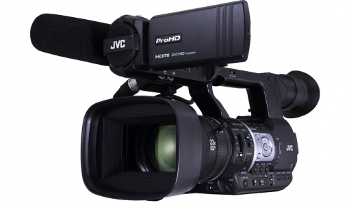 JVC GY-HM660RE (mit WiFi/FTP) Promotion