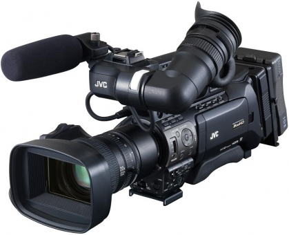 JVC GY-HM850RE professioneller Schulter-Camcorder