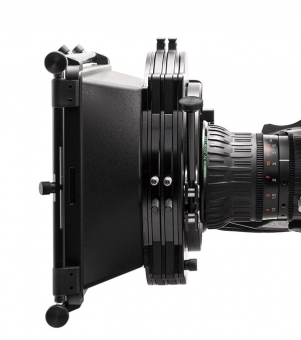 redrockmicro - microMatteBox Clamp-On, 2 Stage