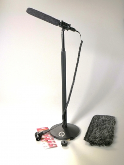 Que Sniper PRO Microphone Kit