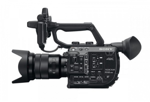 Sony PXW-FS5K Mark II + Objektiv 18-105mm