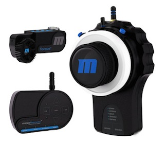 "redrockmicro - microRemote Wireless Bundle (""Funkschärfe"")  - mit flexCables"