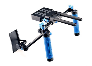 redrockmicro - theEvent handheld rig with lowBase